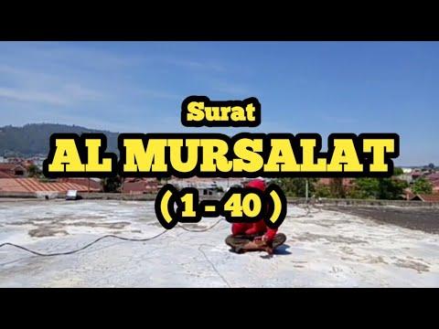 Download Surat Al Mursalat 1-40 ... Juz 29    Abu Rafi