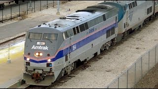 Heritage: Amtrak Phase IV P42DC #184 II: Drama at KCUS!