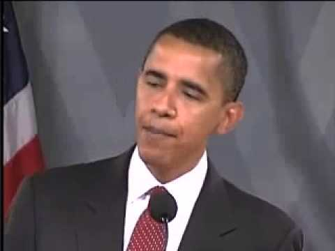 2007 Obama the Liar on NSA, FISA, Patriot Act