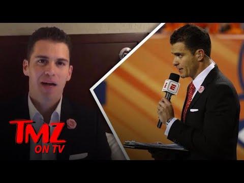 Say Hello (and Good Bye) to Sergio Dipp! | TMZ TV