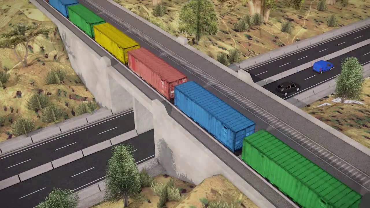 Projet de nouvelle ligne à écartement standard Dakar-Tambacounda avec Port sec à Tamba