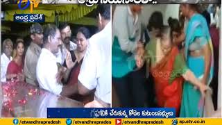 Kodela Family Reached in Narasaraopet