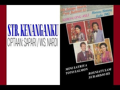 Stb. KENANGANKU - Toto Salmon (Album Bintang-Bintang Radio 1982)