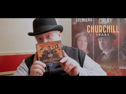 Ian McNeice Talks about The Churchill Years