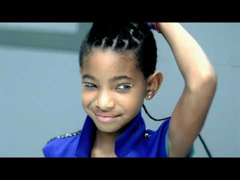 Willow Smith - Whip My Hair (Official HD video)