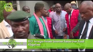 EFCC ARRAIGNS FORMER GOVERNOR FAYOSE OVER ALLEGATIONS OF FRAUD