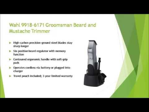 best beard trimmer for men youtube. Black Bedroom Furniture Sets. Home Design Ideas