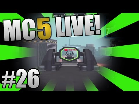 "Modern Combat 5: Blackout - LIVE! #26 | ""KOG Mk V!""  (Tier 6 Assault!)"