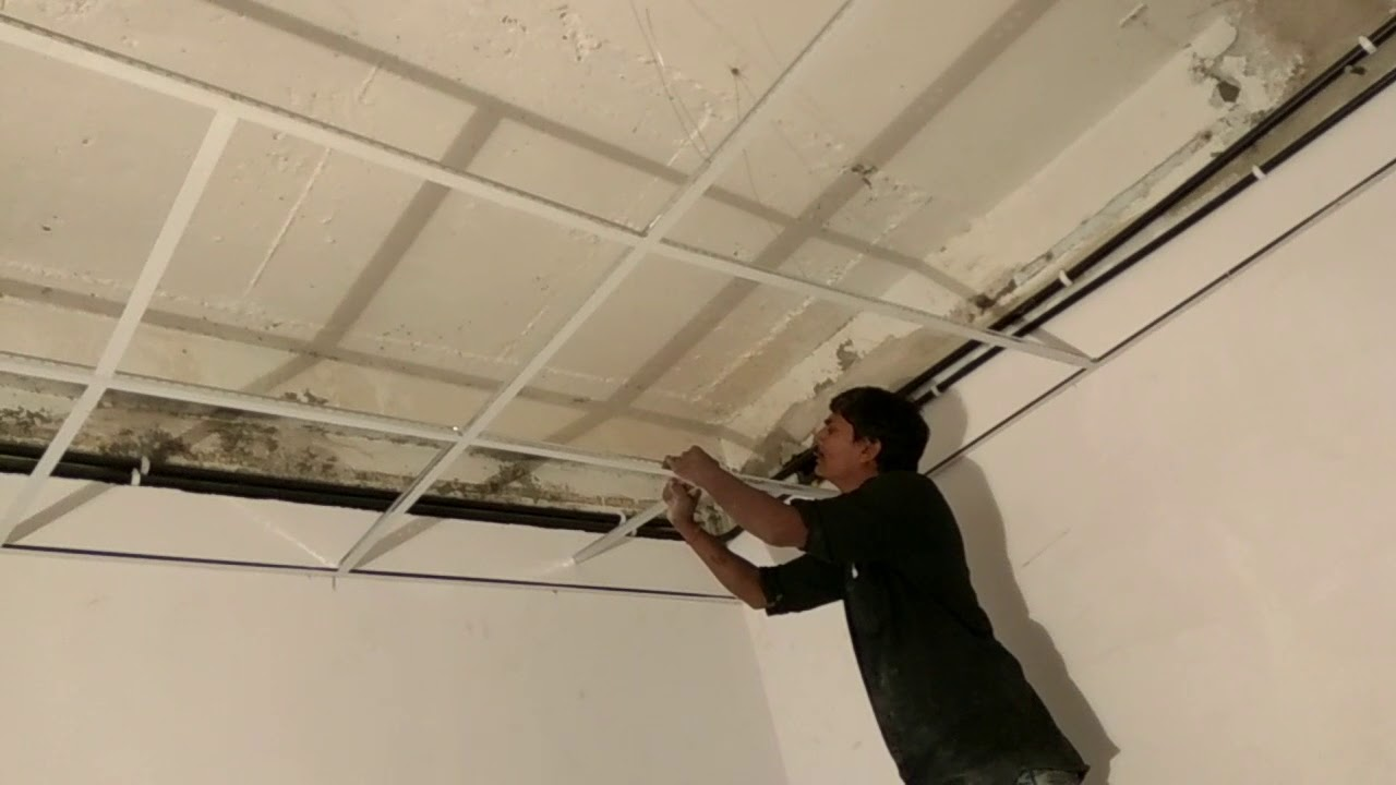 Armstrong office ceiling work1 youtube armstrong office ceiling work1 dailygadgetfo Gallery