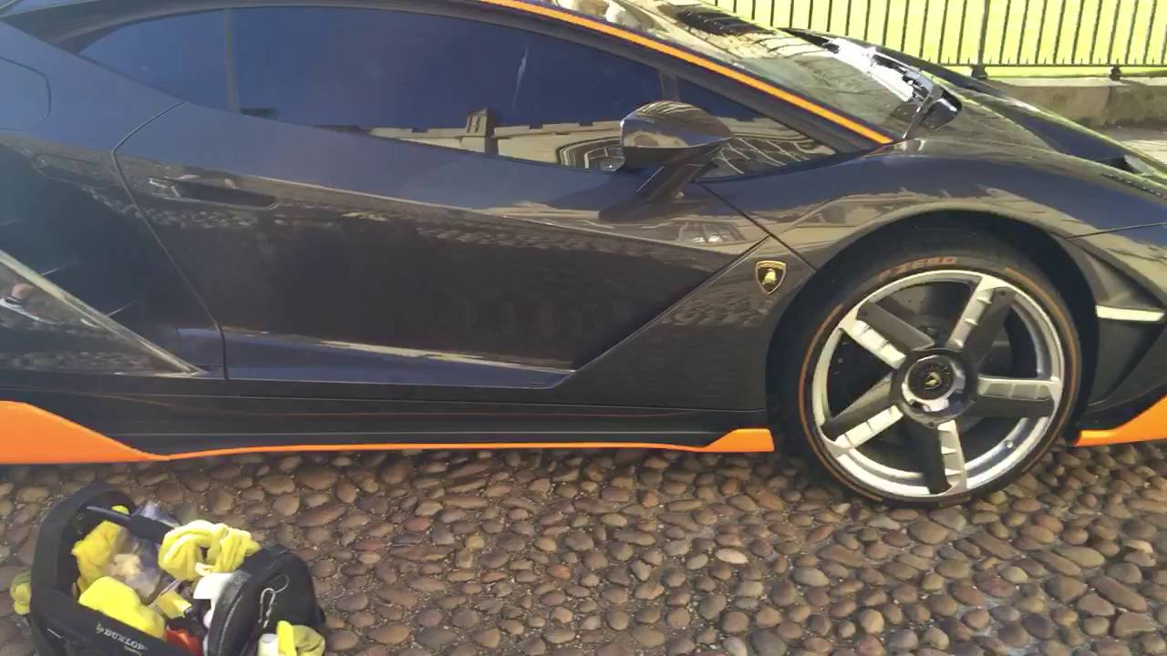 Lamborghini Centenario From Transformers 5 Youtube