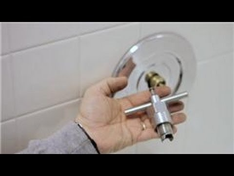 Fixing Faucets : How to Replace a Difficult Tub Faucet Cartridge ...