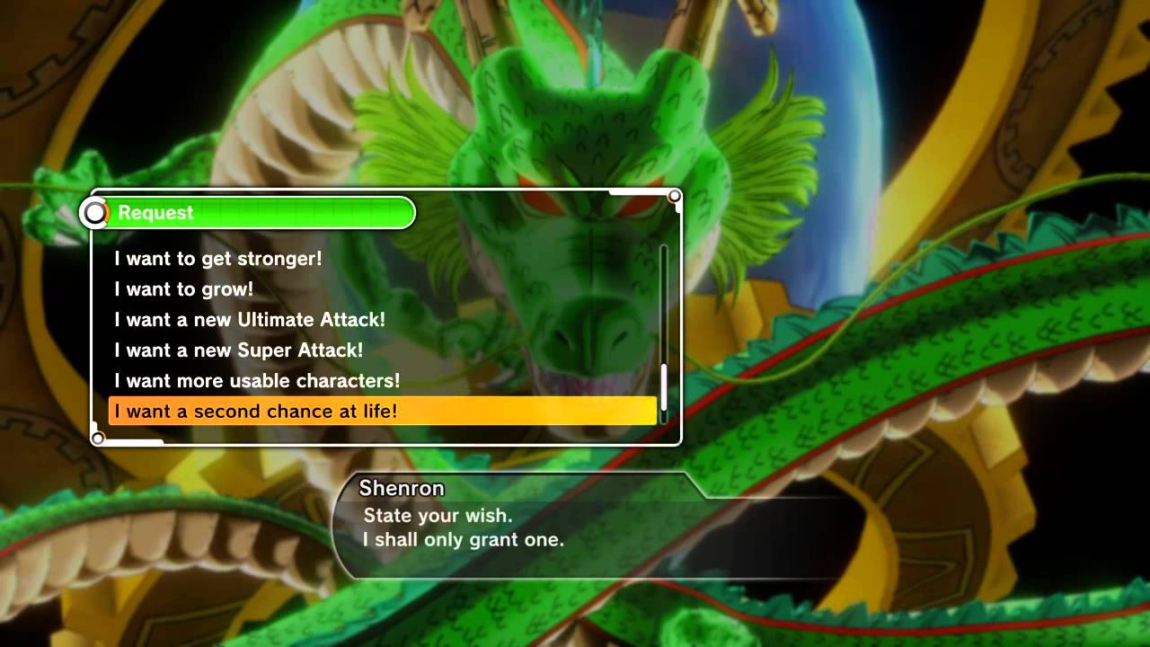 DRAGON BALL XENOVERSE how to reset attribute points