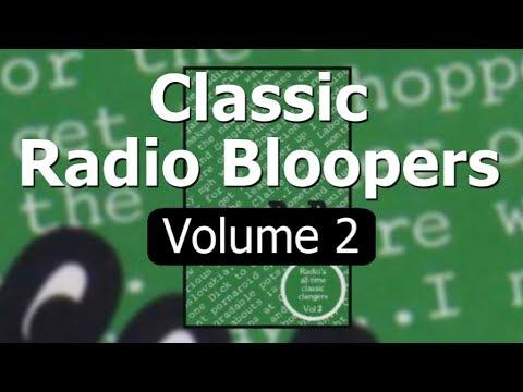 Radio Bloopers 2 (selected by Jonathan Hewat)