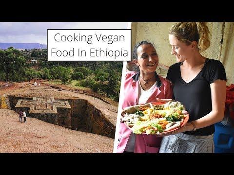 Cooking Vegan Food In Ethiopia! 🇪🇹💚 (not Low FODMAP)