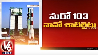 ISRO To Launch Record 104 Satellites In One Mission | PSLV C-37 | V6 News