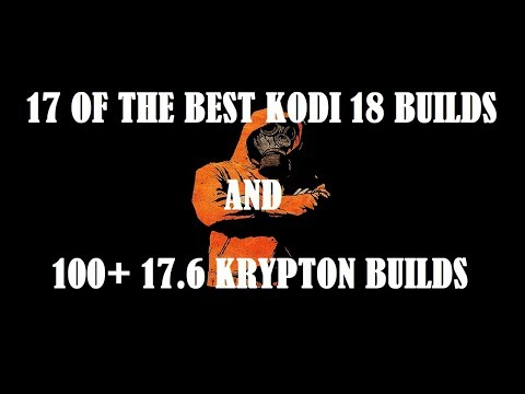 ONE NATION ALPHA, W/ KODI 18 BUILDS ALREADY BUILT IN from YouTube · Duration:  40 minutes 4 seconds
