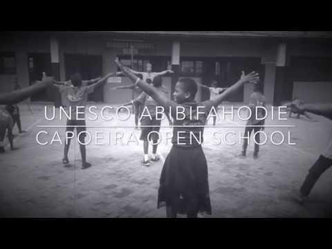 UNESCO ABIBIFAHODIE CAPOEIRA OPEN SCHOOL BY DR OBADELE KAMBON