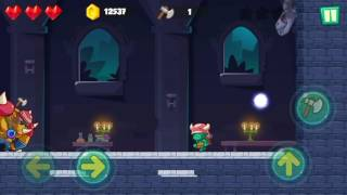Jungle Adventures: Super World - Cullin Hold Level 16 (Boss Fight) Gameplay (Free Game On Android)