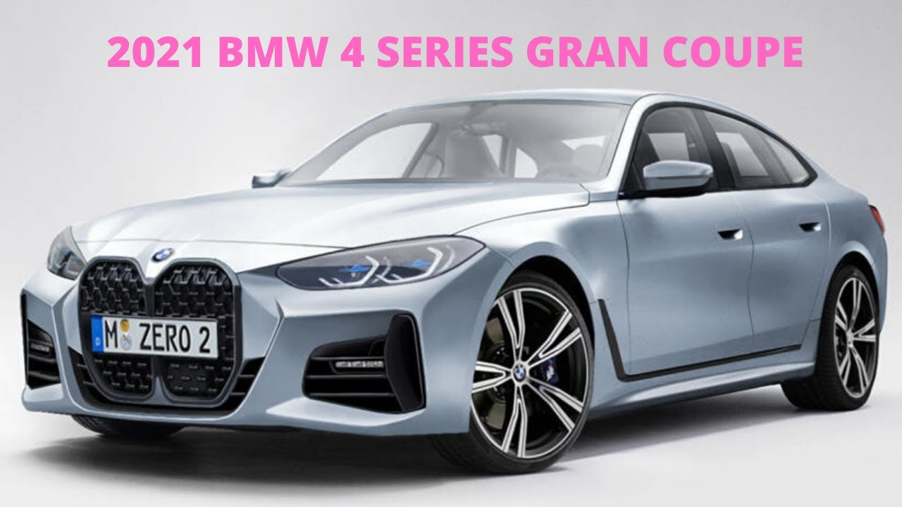 2021 Bmw 4 Series Gran Coupe Youtube