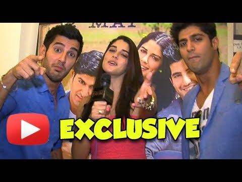 Dil Aaj Kal Rap By Purani Jeans Star Cast | EXCLUSIVE Interview