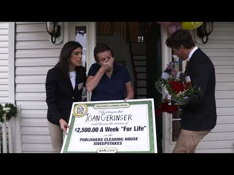 pch-sweepstakes-winner:-joan-geringer-from-woodbridge,-va-wins-$2,500-a-week-for-life