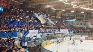 Hc Kometa Brno vs Třinec 18.4.2018 Finále první gól