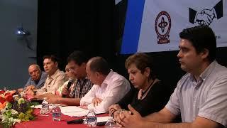 Mesa 3 Propuestas y  condiciones de trabajo: Primer Foro de Educación Superior