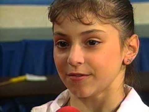 The Olympic Show Dominique Moceanu Doovi