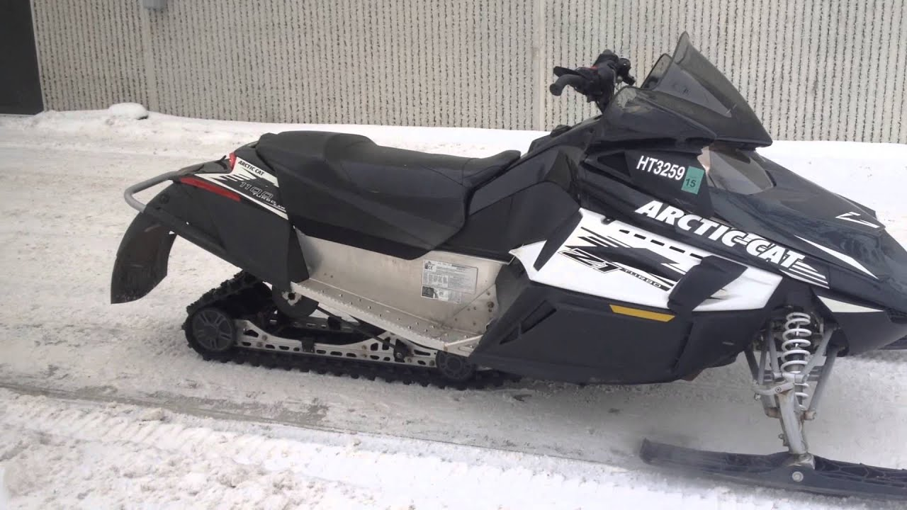 Battery For A  Arctic Cat Z Rurbo