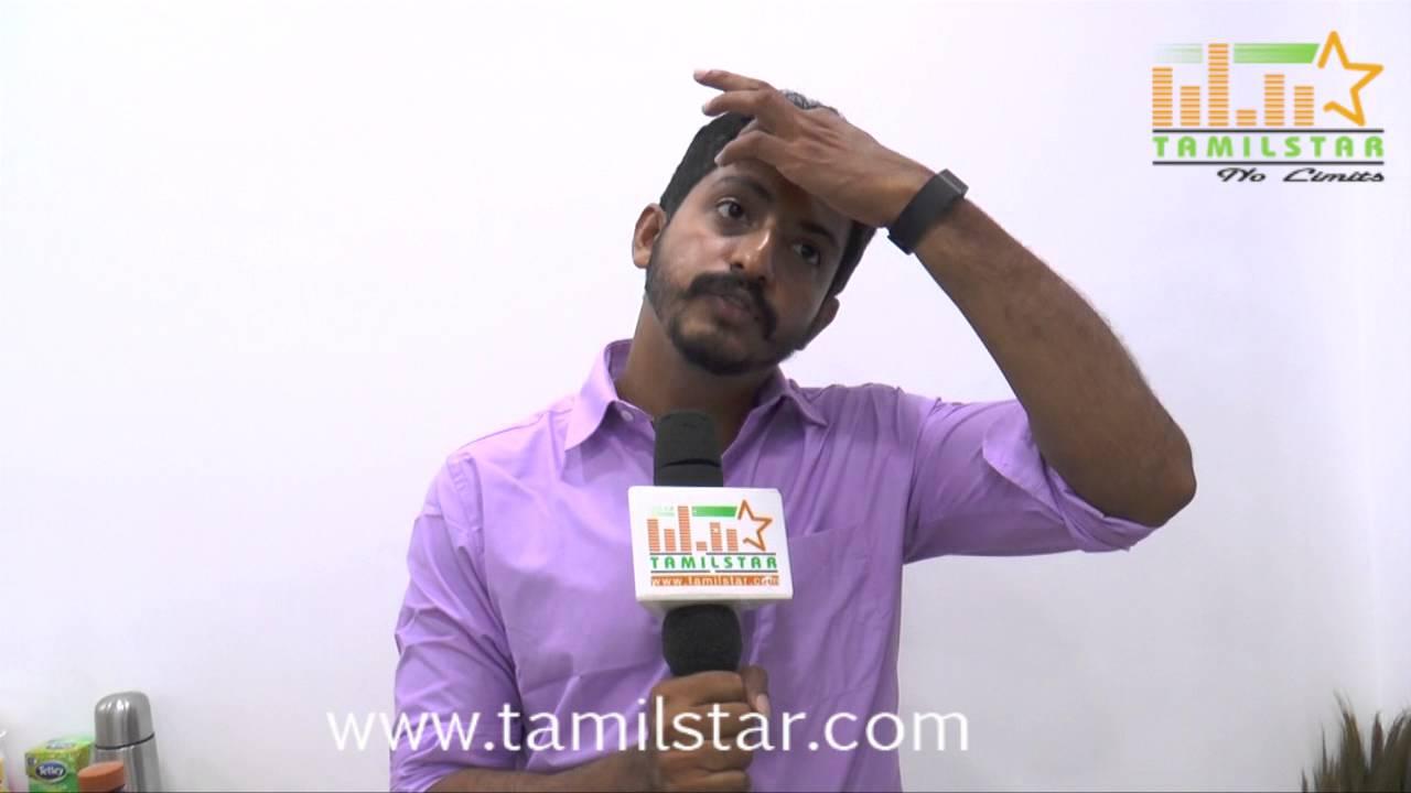 deepak paramesh at aviyal movie team interview deepak paramesh at aviyal movie team interview
