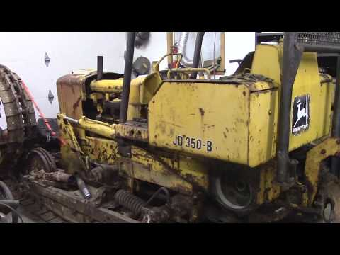 John Deere 350B Final Drive Rebuild YouTube