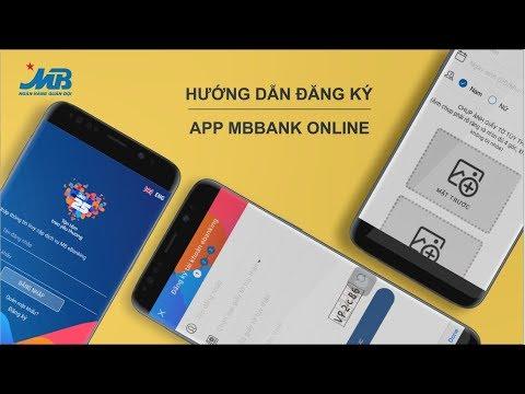 Hướng dẫn đăng ký App MBBank