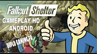 Gaming fun - FALLOUT SHELTER SUR ANDROID