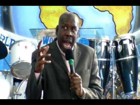 Pastor Carl Meade: Embrace the Cross