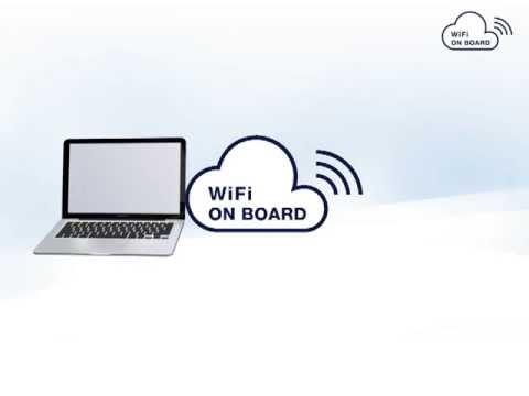 Air France - Wifi à Bord - Instructions