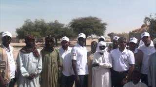 Zain Bhikha & Rashid Bhikha - Implementation of Water Projects - Chad (2014)