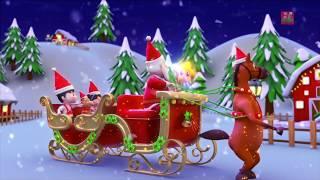 铃儿响叮当  圣诞歌曲  圣诞节jingles   圣诞节编辑  2018年圣诞快乐   Christmas Carols In English   Xmas Songs   jingle Bell