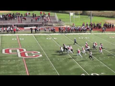 Football Highlights vs. Olivet College