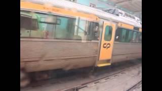 0418 🇵🇹 Lisboa (Santa Apolónia) 🚆 CP 2240 EMU 2296 arrives