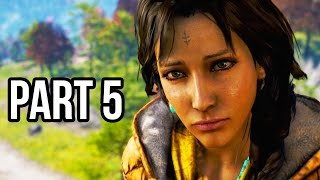 Far Cry 4 Walkthrough Gameplay - Part 5 - Elephant Attack (PS4/XB1/PC Gameplay 1080p HD)