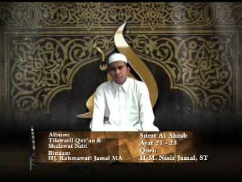 Surat Al-Ahzab by Hj. Rahmawati Jamal MA