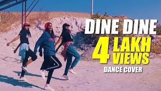 New nagpuri song  Dine Dine  NKB ft.Nunbusin \u0026 Subhashish