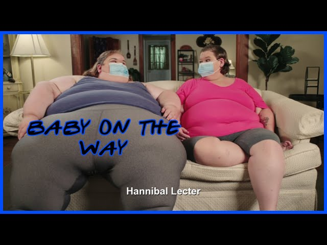1000 LB Sisters   Amy & Tammy Slaton   Season 2 Episode 1   Baby On The Way