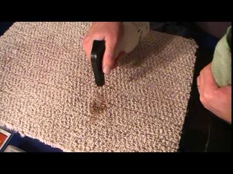 How to Get Grease and Oil Out of Carpet