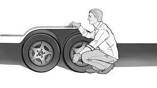 Installing your RV WindSkirt - RV Skirting