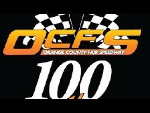 Orange County Fair Speedway | 100 YEARS