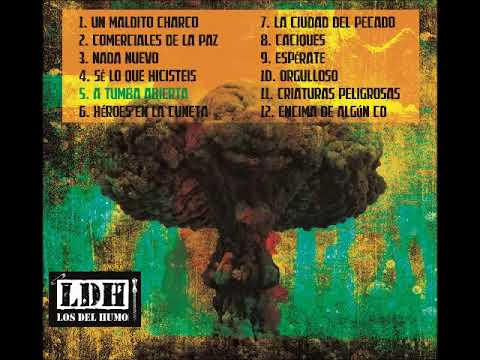 LOS DEL HUMO - Nada nuevo (Disco completo)