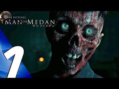 MAN OF MEDAN - Gameplay Walkthrough Part 1 - Prologue (Full Game) Best Choices