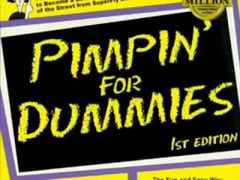 Pimp etymology