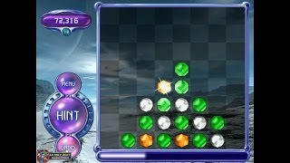 Bejeweled 2 (PC) - Cognito Mode (Full Longplay)[1080p60]